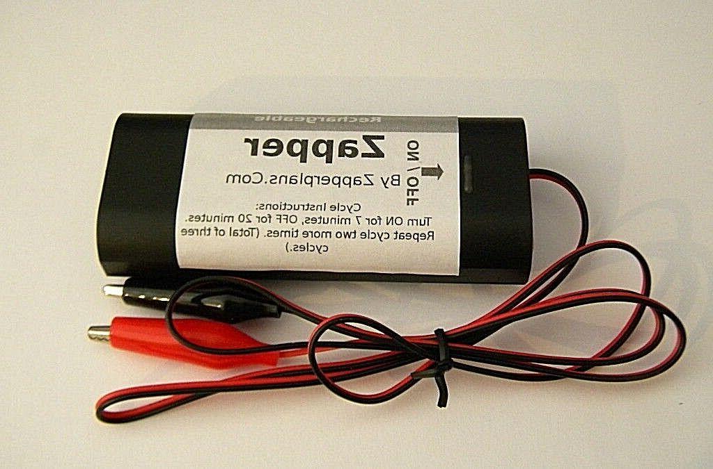 sale 30 khz rechargeable hulda clark zapper