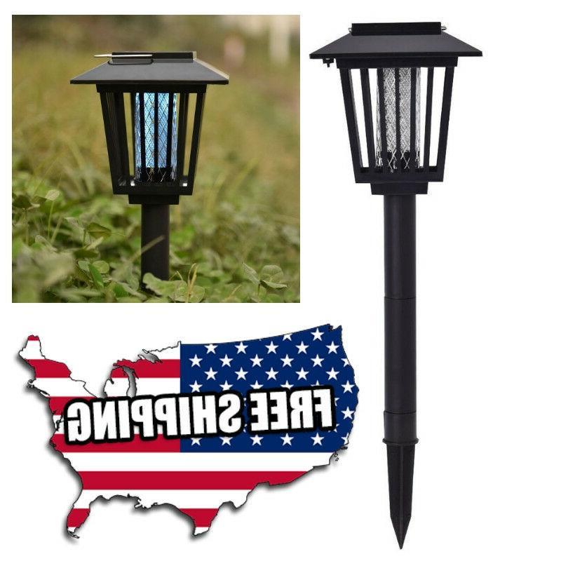 solar bug zapper lamp emergency
