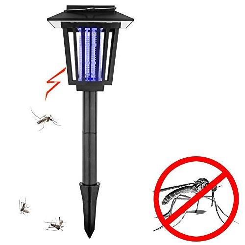 solar powered bug zapper mosquito