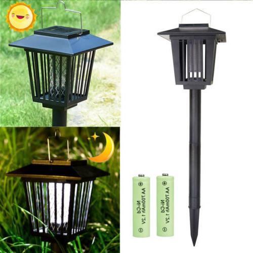 Solar Fly Insect Zapper Killer MK6p