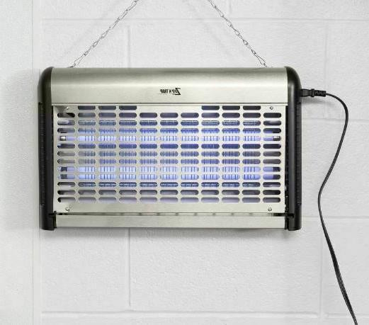 Stainless Office Entry Flying Insect - Mosquito Zapper