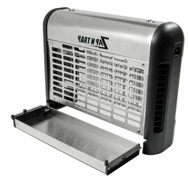 Stainless Entry Flying Trap - Bug Zapper