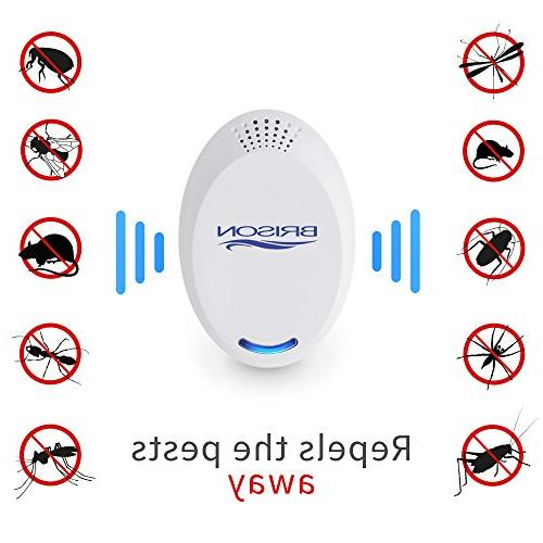 Ultrasonic Pest Repeller Plug-in Control