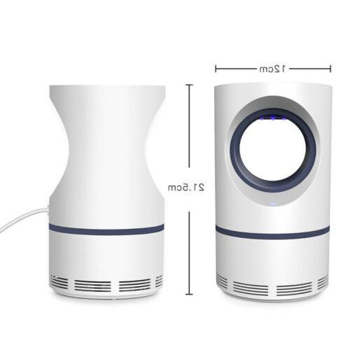 US USB Photocatalyst/Electric Mosquito Killer Bug 360° LED