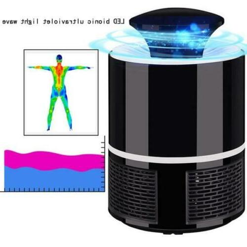 US USB Photocatalyst/Electric Mosquito Lamp Fly Bug