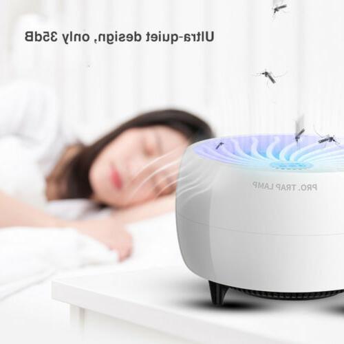 USA Electric Zapper Killer Lamp USB Fly Bug Pest Trap Killer