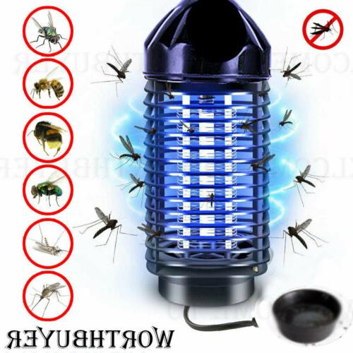 USA Outdoor Indoor Fly Bug Insect Zapper Traps Electric UV M