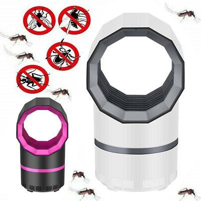 usb mosquito insect killer electric led light