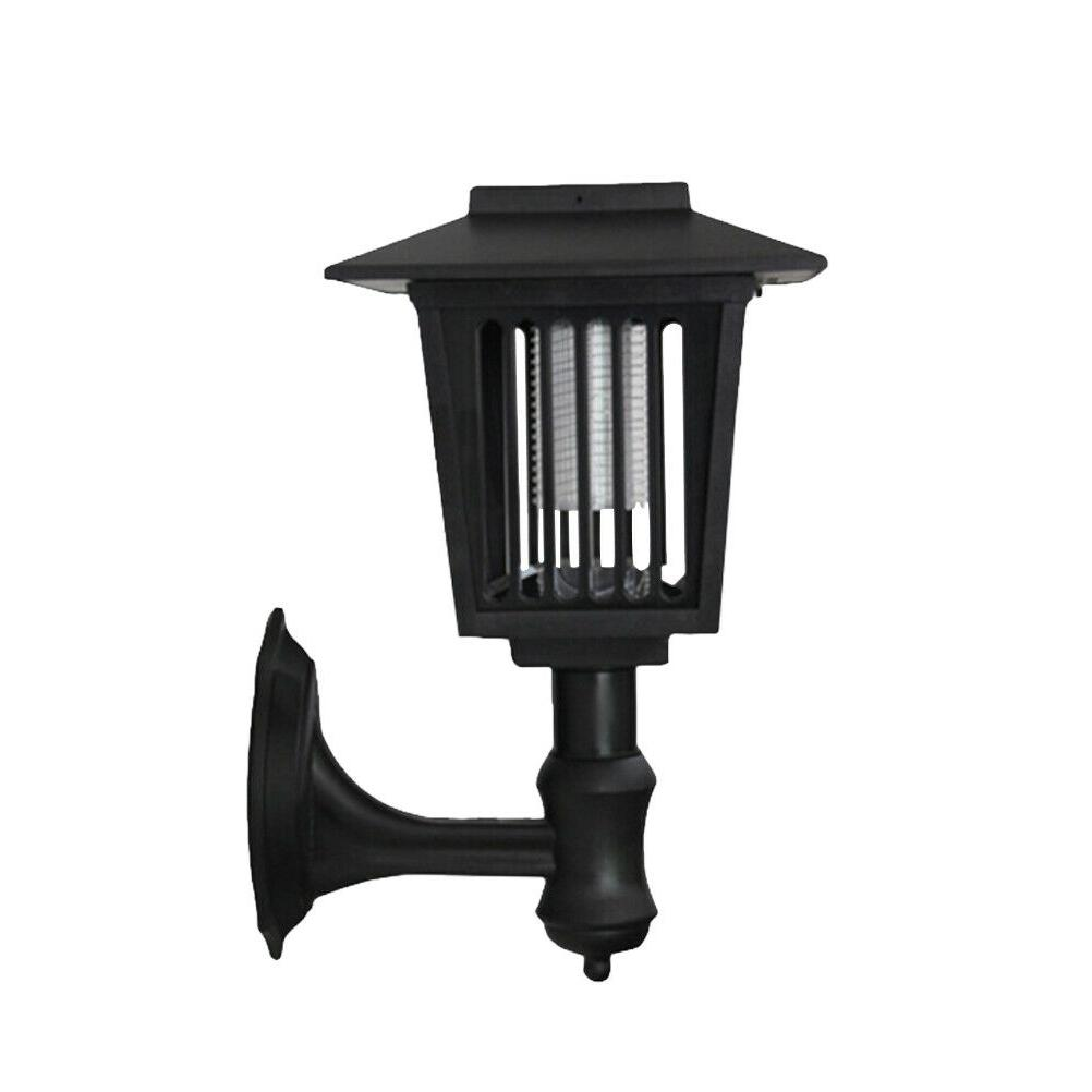 Wall Mounted Mosquito Zapper Outdoor Pest Bugs Lamp