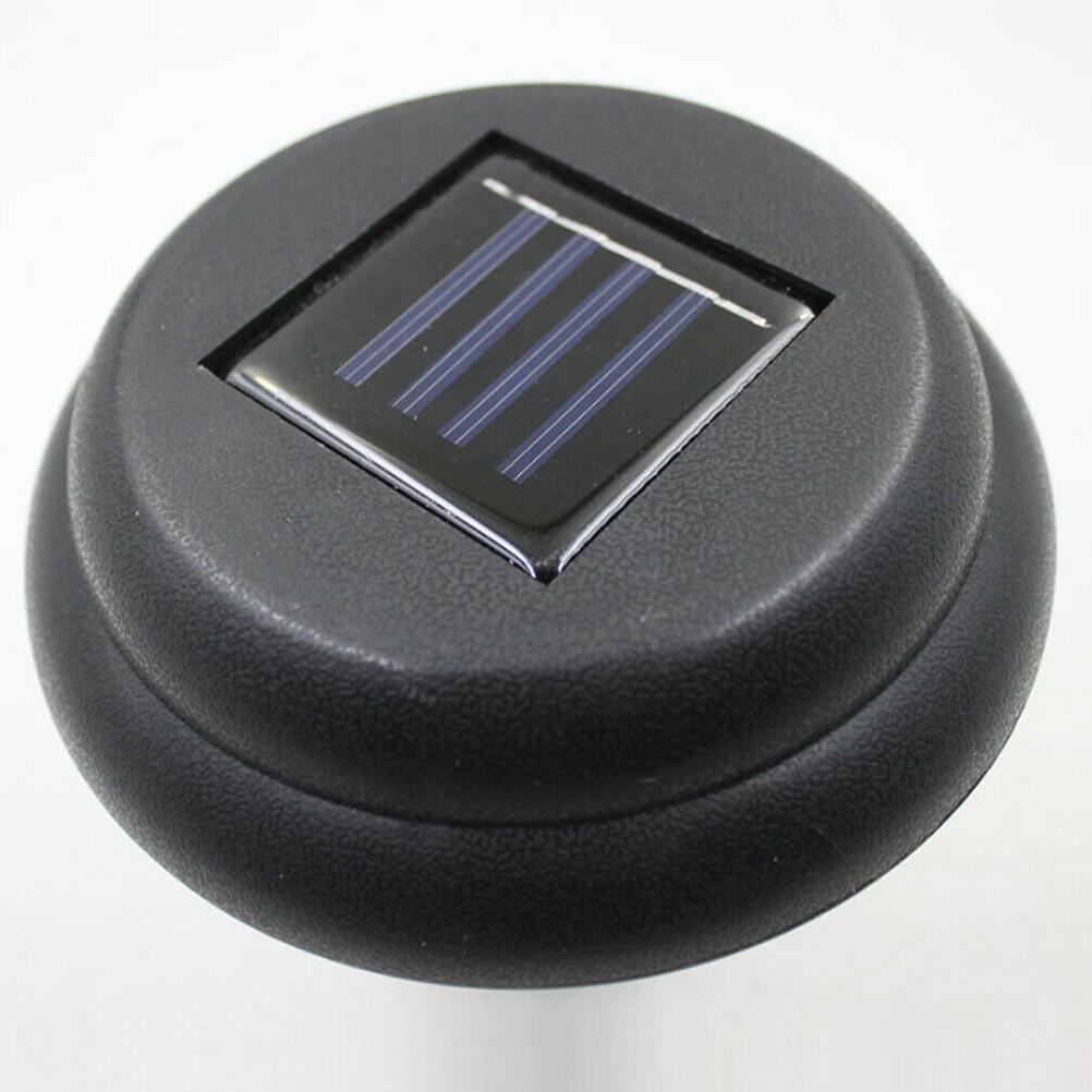 Wall Solar Mosquito Zapper Pest Killer UV Lamp Lantern