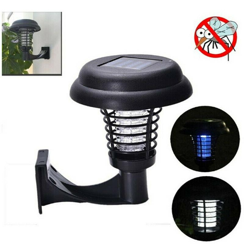 Wall Mounted Zapper Mosquito Bugs Killer UV Lantern