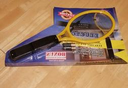Elucto Large Electric Bug Zapper Fly Swatter Use In or Outdo