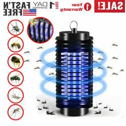 110V Electric Insect Bug Zapper Fly & Mosquito Killer Trap L