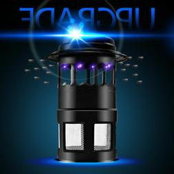 LED Indoor Electric Mosquito Fly Bug Insect Zapper Killer Tr