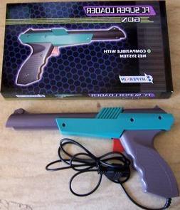New LIGHT GUN/ZAPPER Controller for Nintendo 8 Bit NES!