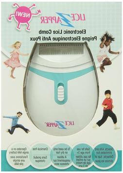 Lize Zapper Kids Electronic Hair Comb Lice Nit Detects & Kil