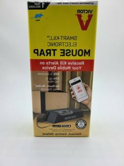 Victor M1 Smart-Kill Wi-Fi Electronic Mouse Trap, Black