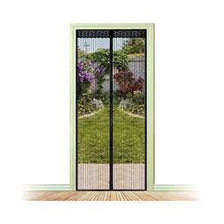 Magnetic Screen Door, ToastyH Mosquito-Proof Screen Door, 3