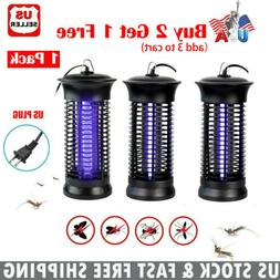 Mosquito Fly Bug Insect Zapper Killer Light Indoor Room Elec