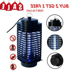 Mosquito Fly Bug Insect Zapper Killer Trap Lamp 110V Stinger