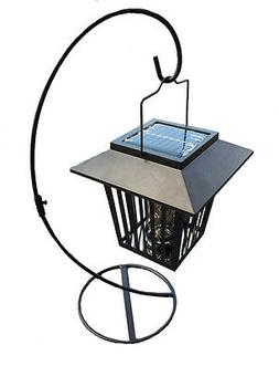 Mosquito/Insect Zapper Solar Lantern with Table Stand