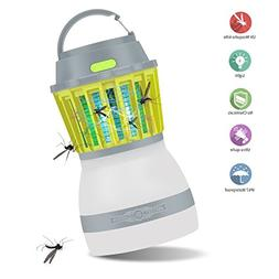 Lemebo Mosquito Killer Bug Zapper, Repellent Camping Lamp 2