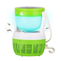 HILLPOW LED Mosquito Killer Lamp Insect Repellent Bug Fly Za
