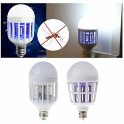 Mosquito Killer Pest Led Light Safy Bulb Lures Insect Zapper