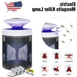 Mosquito Killer Trap Pest Control Lamp Fly Bug Insect Zapper