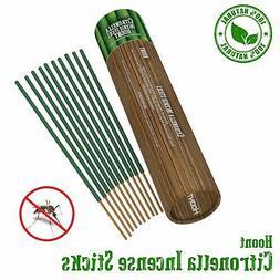 Mosquito Repellent Incense Sticks Natural Aroma Indoor Outdo