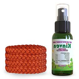 Kinven Mosquito Repellent Bundle - Repel Mosquito with Wrist