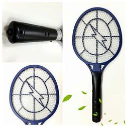 Mosquito Swatter Electric Bug Pest Insect Fly Wasp Handheld