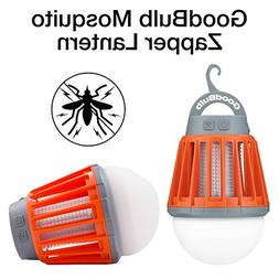 GoodBulb Mosquito Zapper - Bug Zapper Light - Waterproof Lan