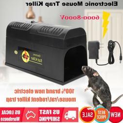 Mouse Trap Electronic Mice Killer Rat Pest Control Electric