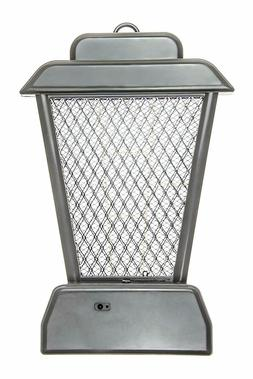"""SE MP-BZR-GR 11-½"""" Grey Rechargeable UV Hanging/Standing"""
