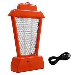 "SE MP-BZR-OR 11-1/2"" Orange Rechargeable UV Hanging/Standing"