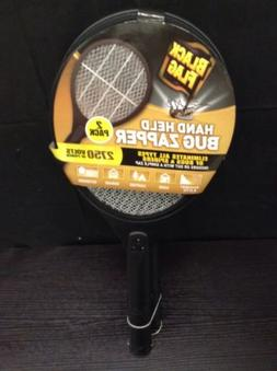 ~New 2 Pack~ Hand Held Bug Zapper Black Flag Insect Electric