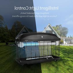 NEW Electric Outdoor Bug Zapper 40W Mosquito Fly Insect Kill