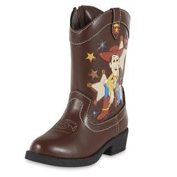 NEW Disney Toy Story Toddler Boys Cowboy Boots Size 11 or 12