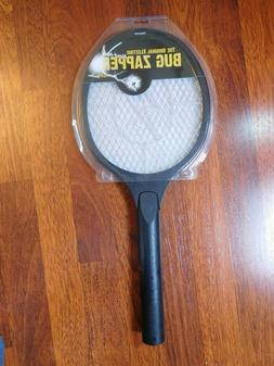 Zap Master Original Electric Bug Zapper - Hand Held Tennis R