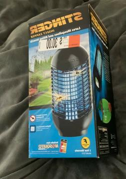 outdoor insect killer electric zapper model tz15