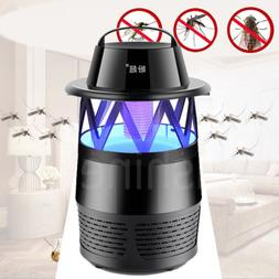 Outdoor Repellent ELECTRIC FLY ZAPPER BUG KILLER INSECT TRAP