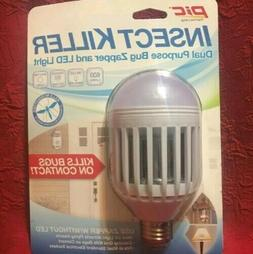 pic insect killer dual purpose bug zapper