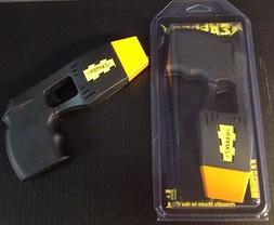 Police Zapper BLACK Toy Taser Stun Gun