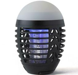 Portable USB Rechargeable LED Camping Lantern Bug Mosquito Z