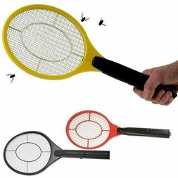 Bug Zapper Racket Requires 2AA Batteries Instantly Zaps Bugz