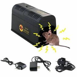 Rat Trap Mice Mouse Rodent Electric Shock Repeller Zapper El