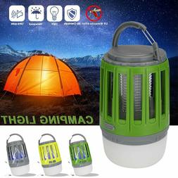 rechargeable camp bug zapper led flashlight ip66