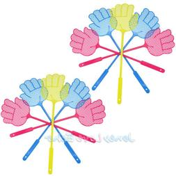 Hand Shape Fly Insect Racket Zapper Killer Swatter Bug Mosqu