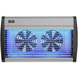 Hoont Robust Electric Indoor Bug Zapper with UV Light and Du